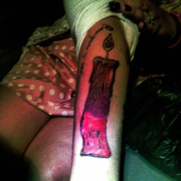 Tattoos That Were Sold With A Side Of Regret (30 pics)