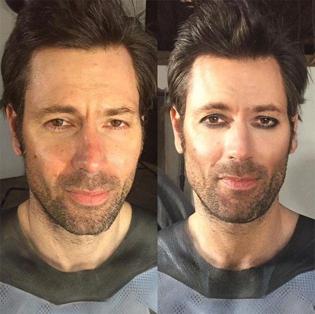 Men Wearing Makeup Is The Newest Trend On Instagram (16 pics)