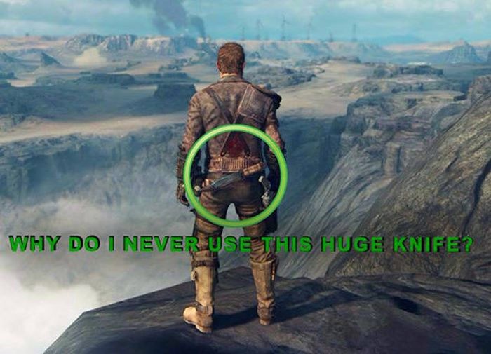 Funny Gaming Pictures That Will Make You Feel The Power (46 pics)