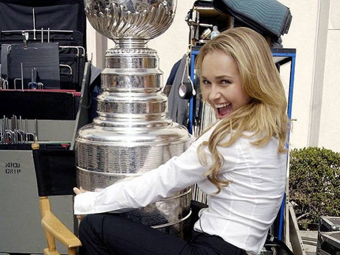 Strange But True Facts About The Stanley Cup (16 pics)