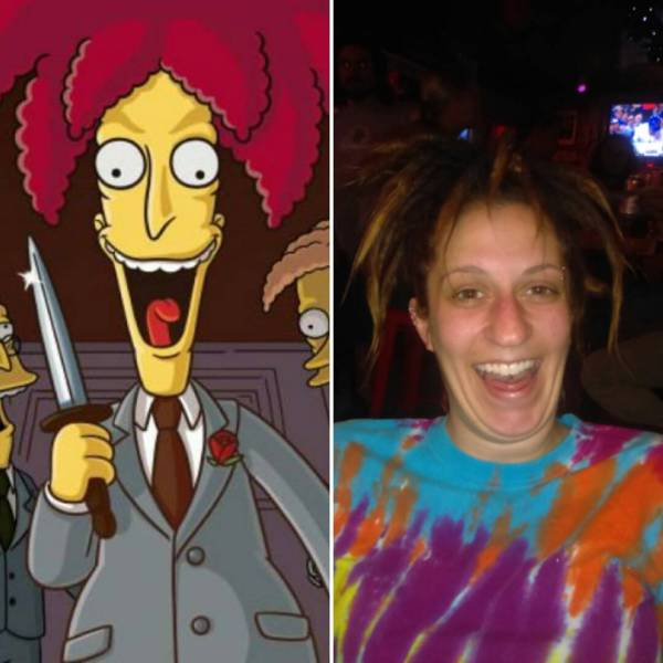 People In The Real World Who Look A Lot Like Famous Fictional Characters (22 pics)