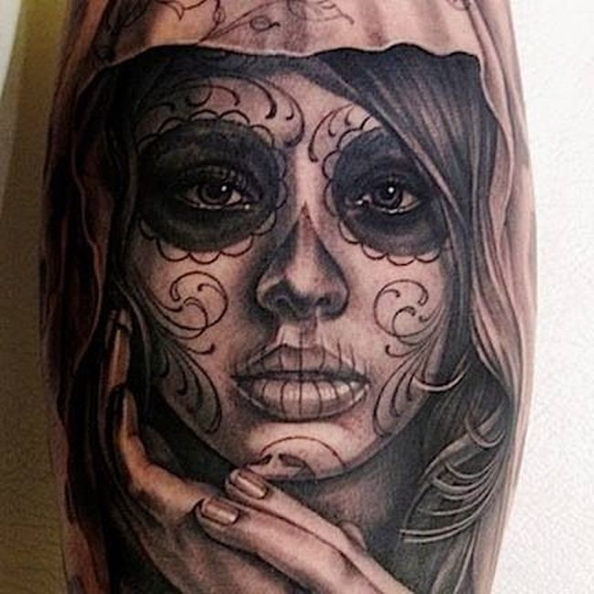 Stunning Tattoos That Took A Long Time To Finish (32 pics)