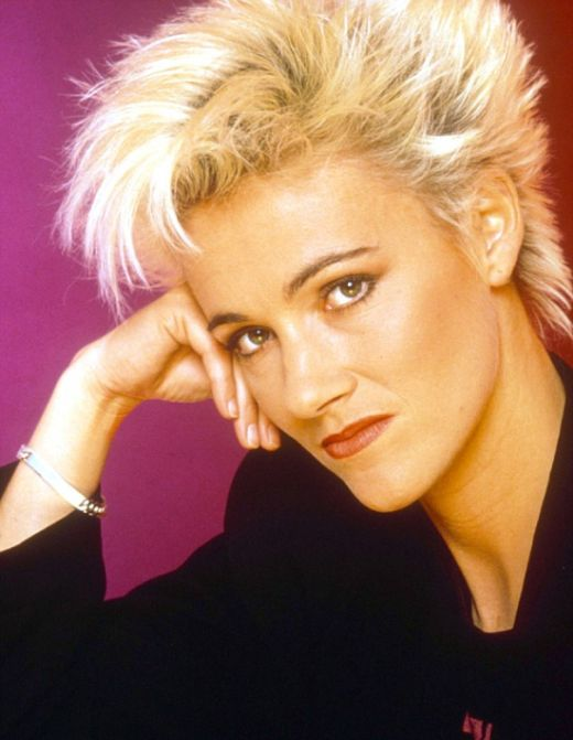 Roxette's Marie Fredriksson Then And Now (2 pics)