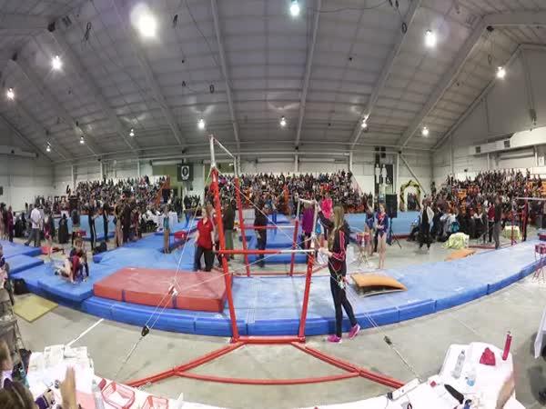 Best Gymnastics Coach Save