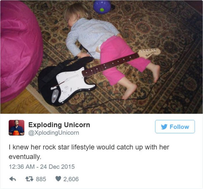Dad Tweets His Hilarious Conversations With His 4 Daughters (57 pics)