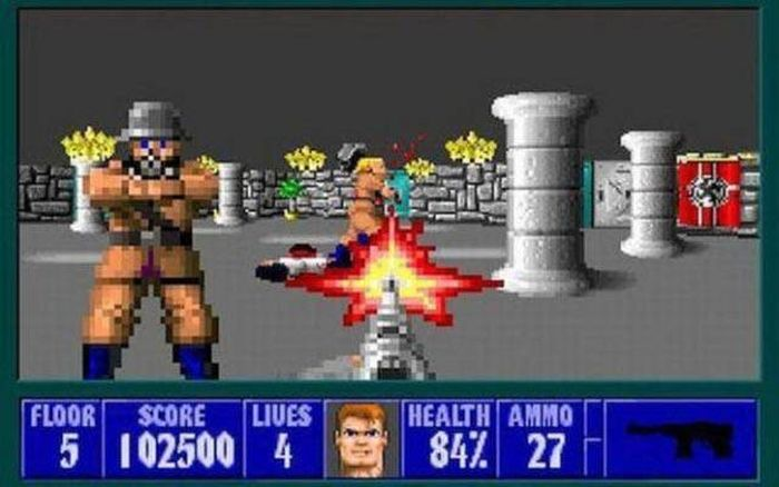 Old School Video Game Photos That Will Take You On A Trip Down Memory Lane (39 pics)