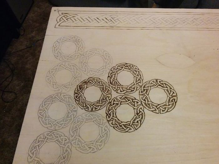 This Fan Built The Ultimate Game Of Thrones Themed Beer Pong Table (17 pics)