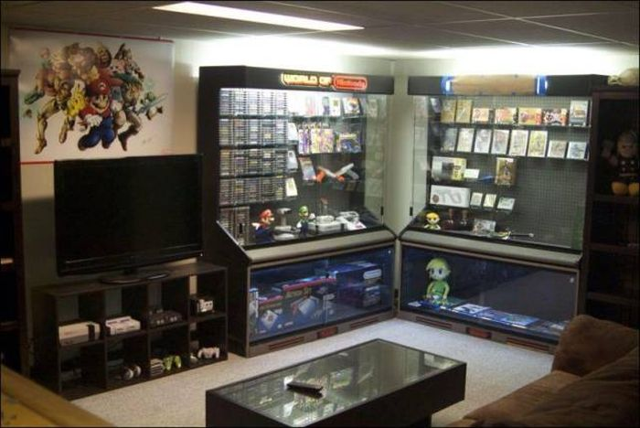 The Coolest Gaming Rigs And Gaming Rooms From Around The World (24 pics)