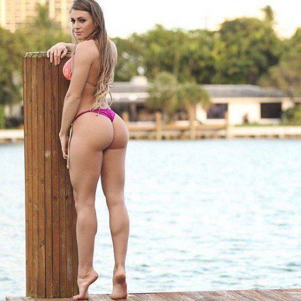 Every Man Loves A Good Looking Woman With A Gorgeous Booty (74 pics)