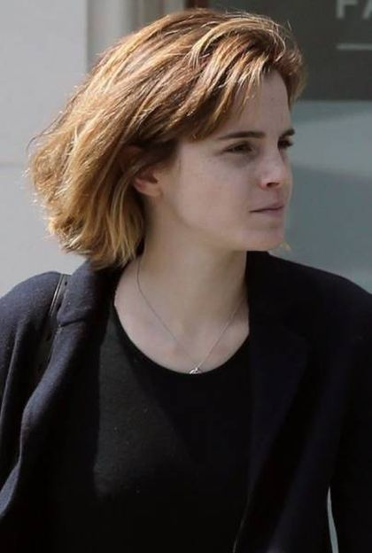 Emma Watson Still Looks Stunning Without Makeup (6 pics) эмма уотсон