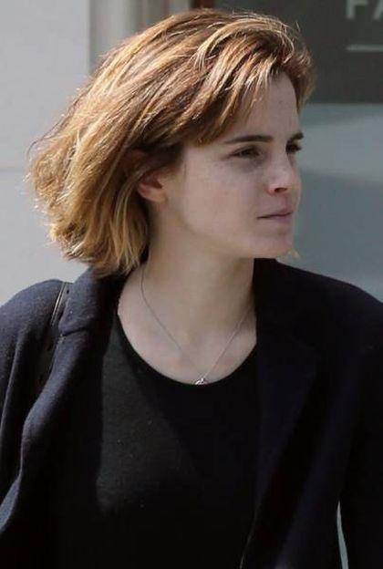 Emma Watson Still Looks Stunning Without Makeup (6 pics)