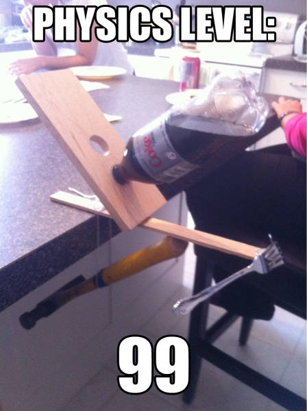 Physics Can Be A Lot Of Fun If You Just Give It A Chance (40 pics)