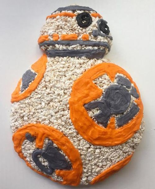 This Artist Can Do Some Very Impressive Things With Rice Krispy Treats (11 pics)