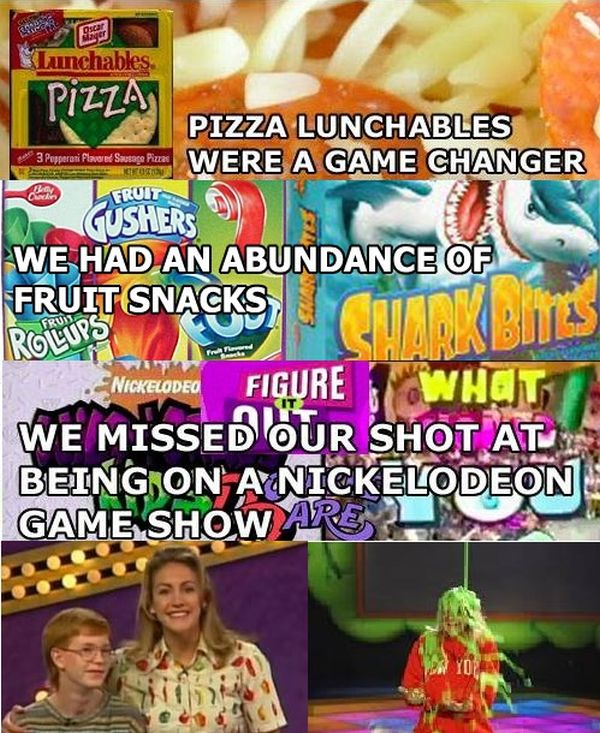 Things Every '90s Kid Realizes When They Look Back At Their Childhood (22 pics)