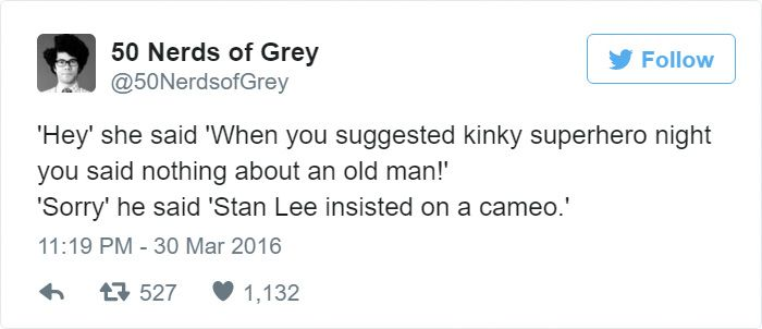 50 Nerds Of Grey Is The Perfect 50 Shades Of Grey Parody (40 pics)