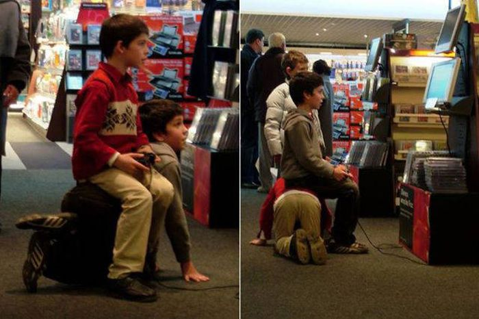 Sometimes A Little Support Can Go A Long Way (38 pics)