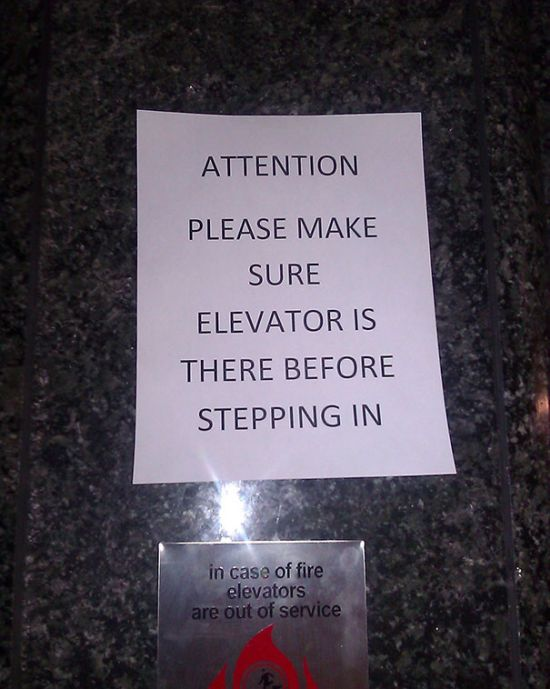Signs That Prove Humanity Is Getting Dumber By The Day (25 pics)