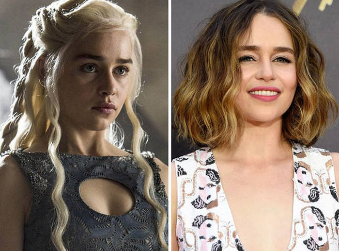 See What Your Favorite Stars From Game Of Thrones Look Like In Real Life (23 pics)
