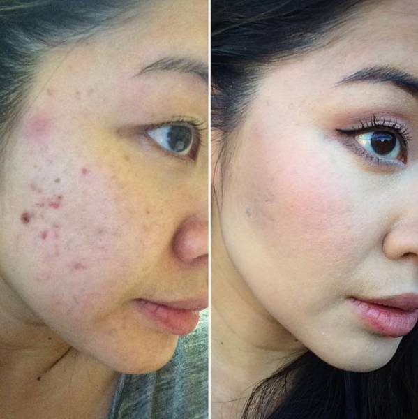 Makeup Can Make Such A Huge Difference When It's Used Correctly (22 pics)