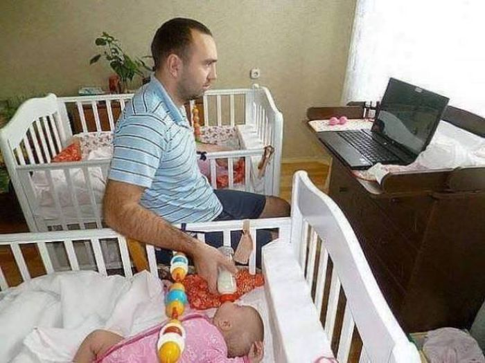 People Who Have Multitasking Down To A Science (41 pics)