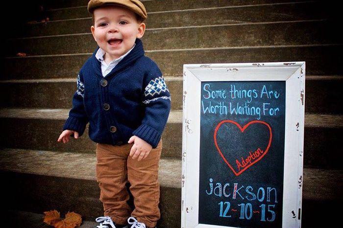 Heartwarming Photos Of Kids Who Were Adopted By Loving Families (30 pics)