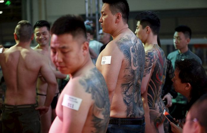 All The Best Tattoos From Shanghai International Art Festival Of Tattoos (23 pics)
