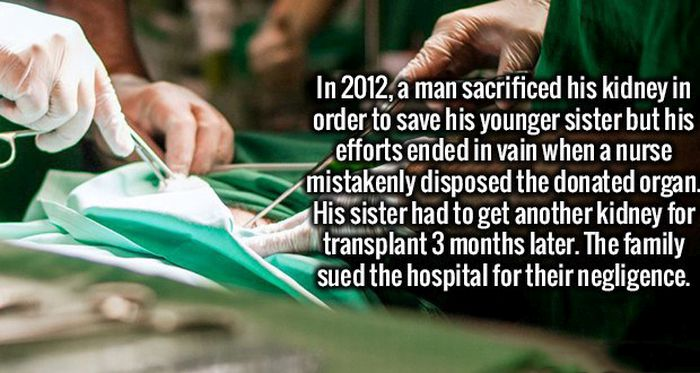 Wild Facts That Are Strange But True (20 pics)
