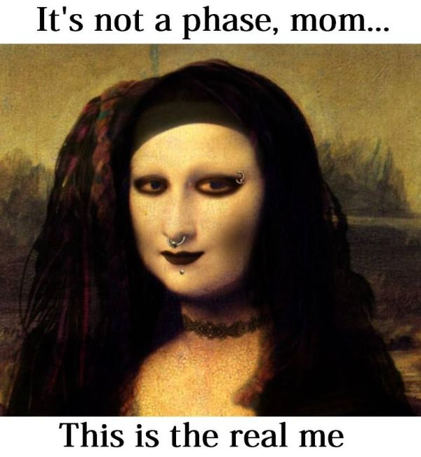 Artistic Masterpieces That The Internet Took Pride In Ruining (35 pics)