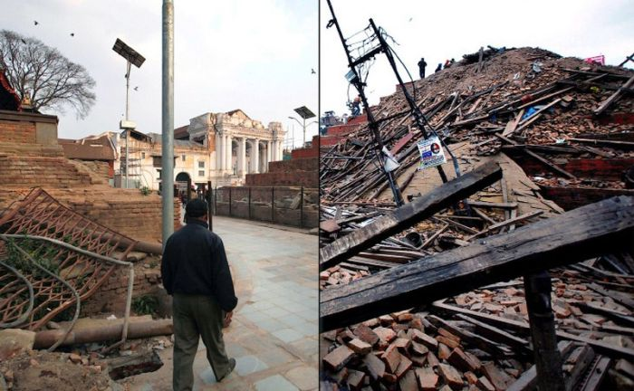 See How Nepal Looks One Year After The Massive Earthquake (15 pics)