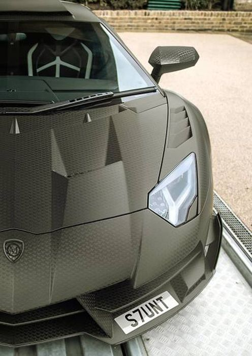 Mansory Modifies The Coolest Luxury Cars On The Planet (28 pics)