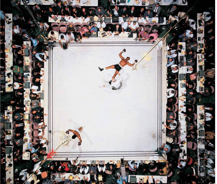 Fascinating Photos That Prove Only The Strong Survive In The World Of Sports (13 pics)