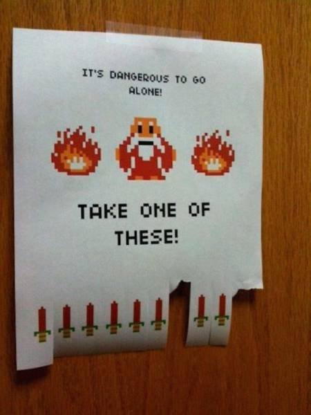 Gamers Are Going To Get A Kick Out Of These Awesome Pics (52 pics)