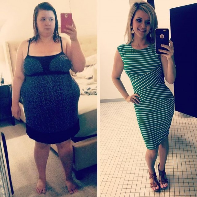 It Took 16 Months For This Woman To Completely Transform Her Body (10 pics)