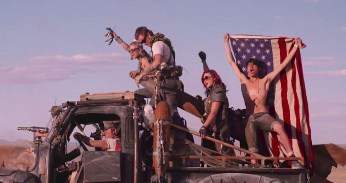 Wasteland Weekend Gives Mad Max Fans A Chance To Live Out The Apocalypse (18 pics)