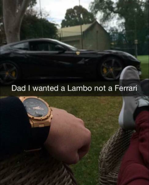 Rich People Of Instagram Are Simply The Worst (29 pics)