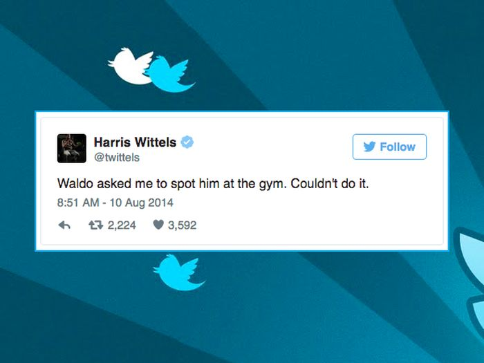 It Turns Out That Tweeting About Exercise Is Way More Fun Than Exercising (29 pics)