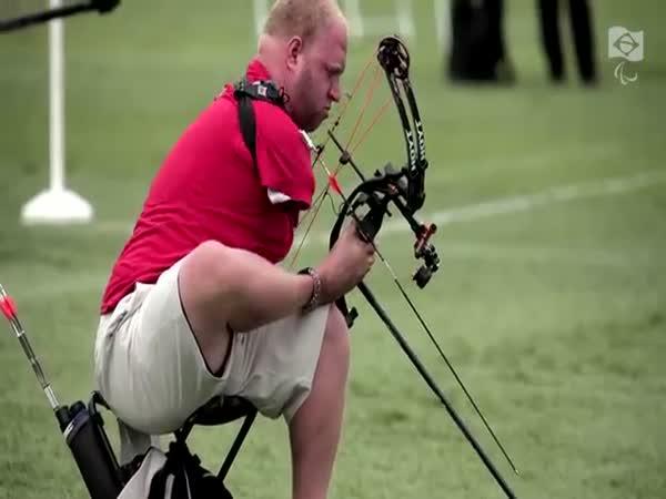 Armless Archer Matt Stutzman