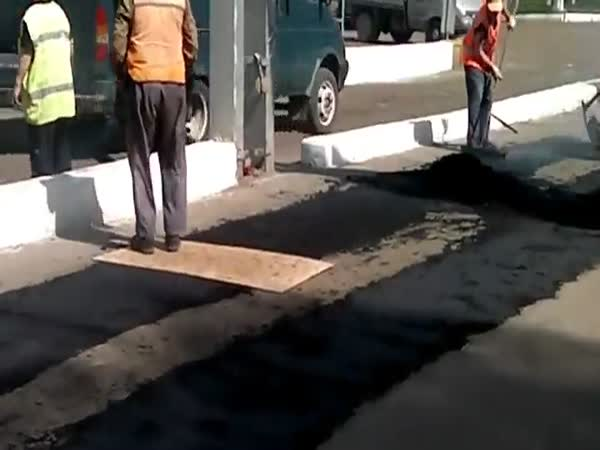 Ever Wondered Why Road Construction Takes So Long