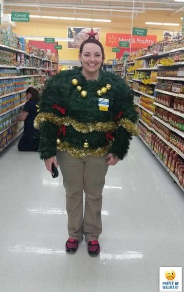 People of Walmart. Part 29 (44 pics)