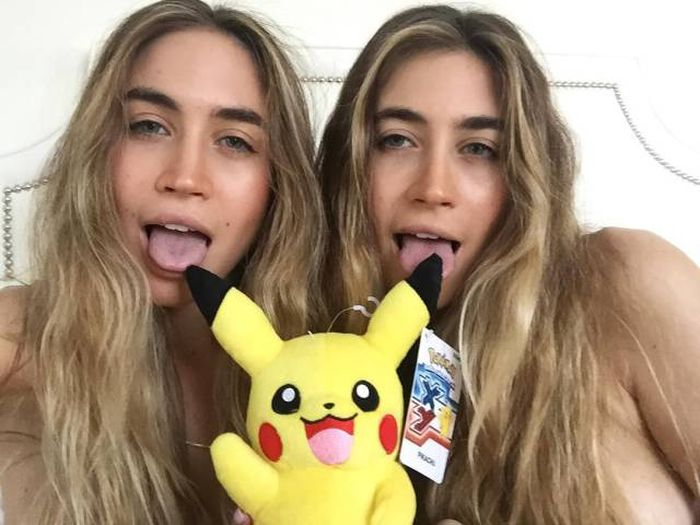 These Twins Pose With Toys And Then Sell Them For Crazy Prices Online (12 pics)