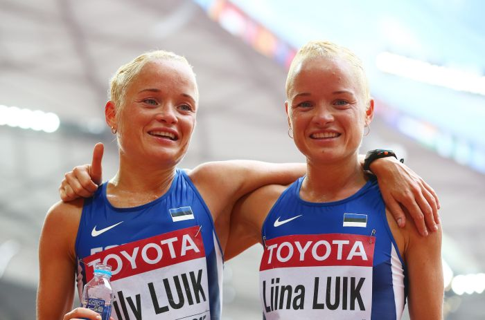 These Sisters Could Become The First Set Of Triplets To Compete In The Olympics (8 pics)