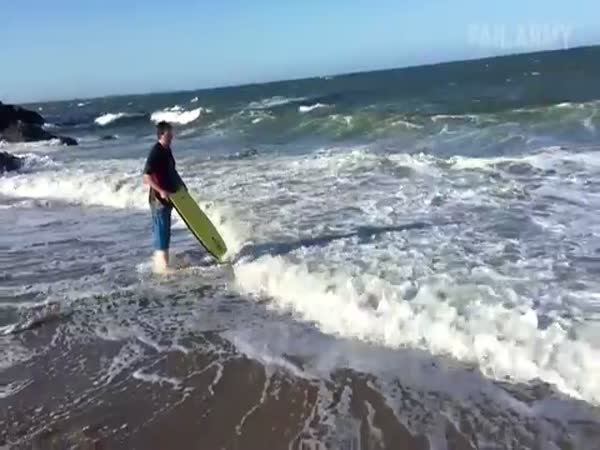 Funniest Epic Wave And Surfing Fails