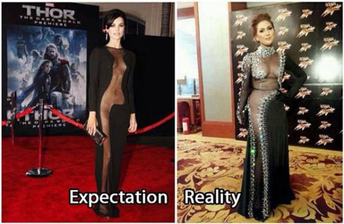 The World Would Be A Better Place If Expectations Matched Up With Reality (43 pics)