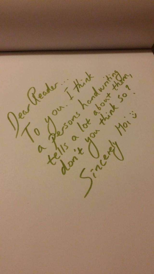 Awesome And Amazing Handwriting Skills That Will Impress You (59 pics)