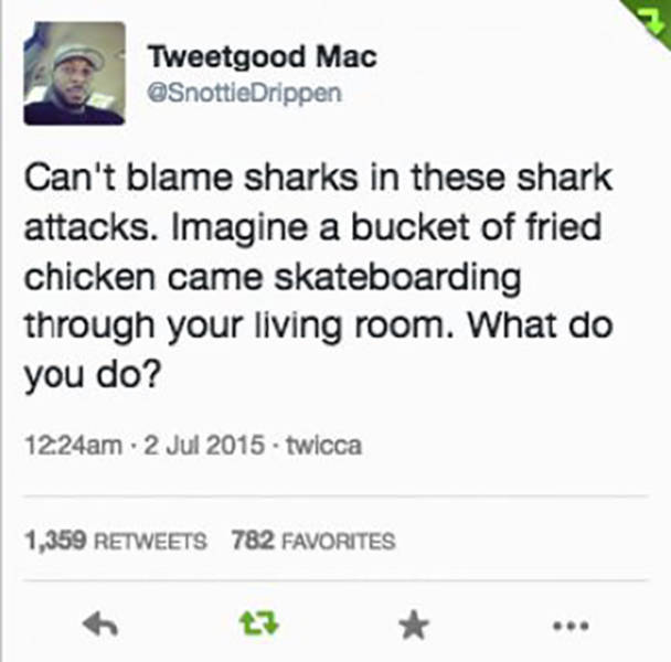 Twitter Users Who Knocked It Out Of The Park With Hilarious Jokes (32 pics)