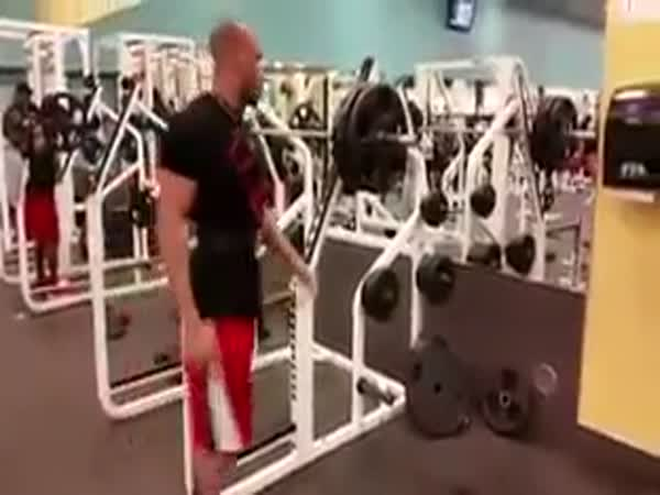 Happening In The Gym