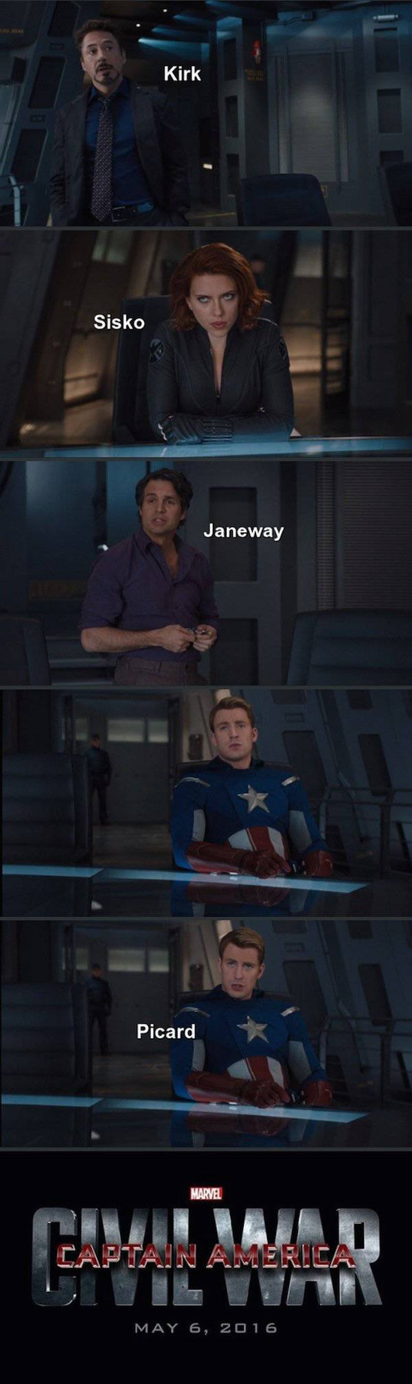The Truth About Why Iron Man And Captain America Started A Civil War (18 pics)