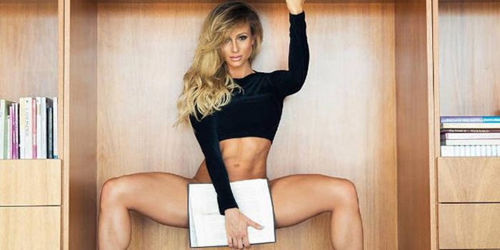 Fans Are Ripping On Fitness Model Paige Hathaway For Using