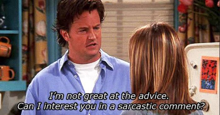 Some Of The Funniest Quotes From The Hit TV Show Friends (23 pics)