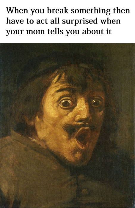 Artistic Masterpieces With Hilarious Captions Courtesy Of The Internet (35 pics)